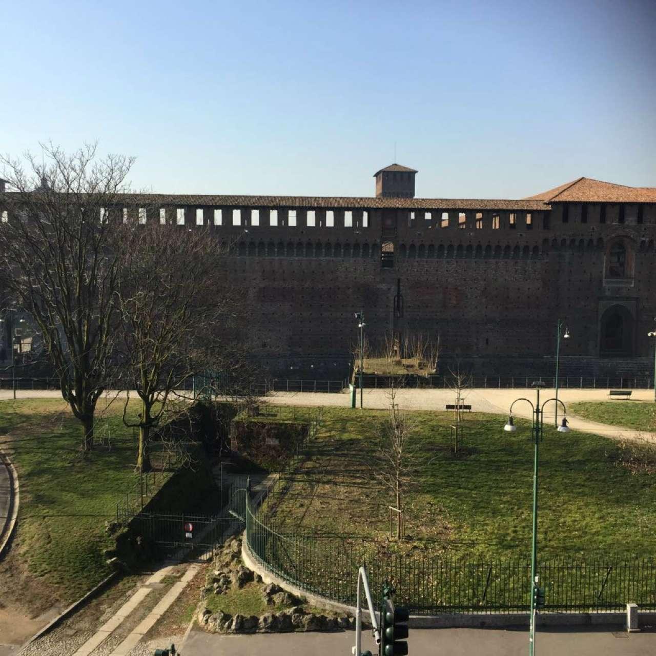 Appartamento in affitto a Milano, 6 locali, zona Zona: 1 . Centro Storico, Duomo, Brera, Cadorna, Cattolica, prezzo € 5.300   Cambio Casa.it