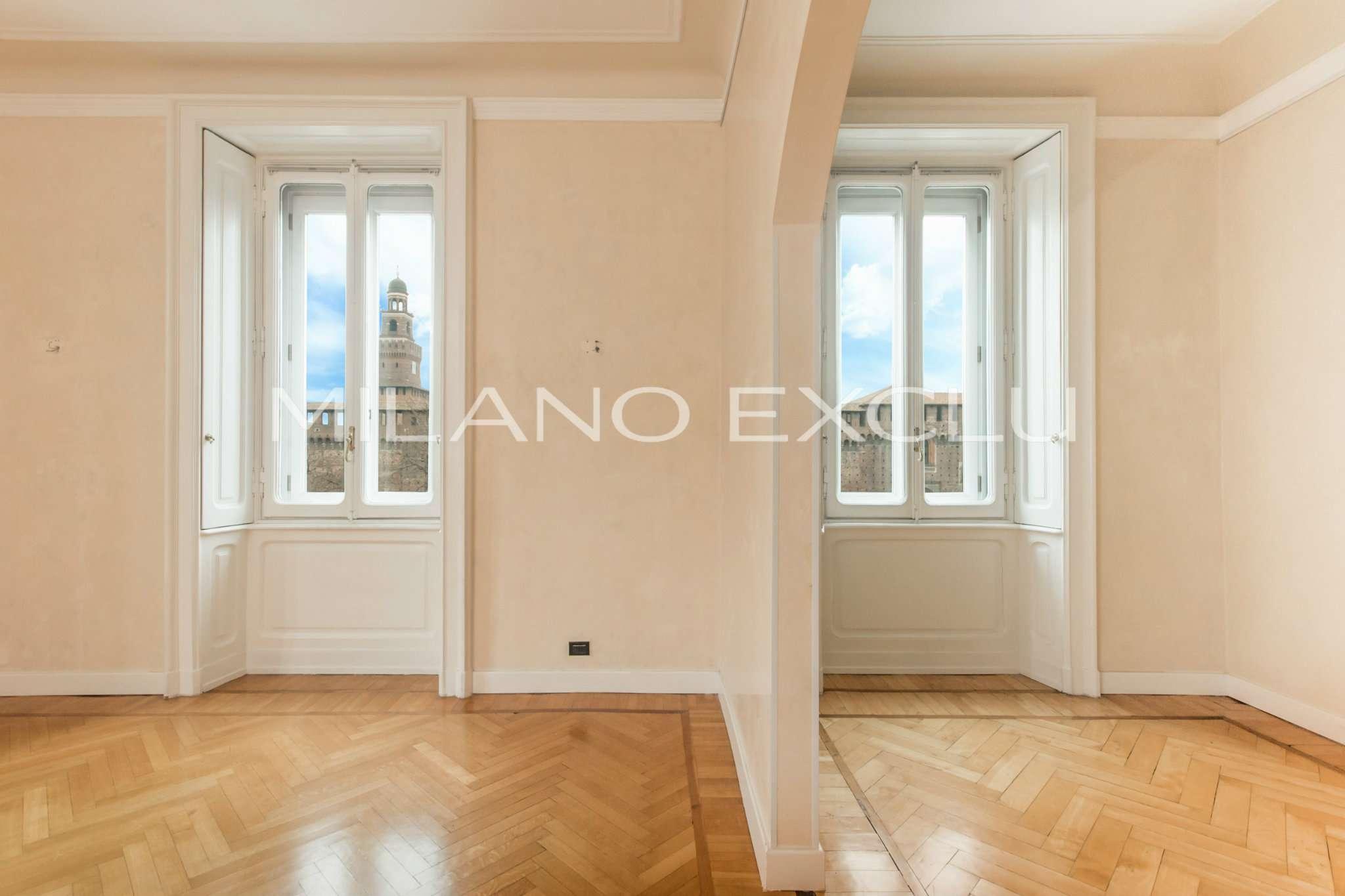 Appartamento in affitto a Milano, 6 locali, zona Zona: 1 . Centro Storico, Duomo, Brera, Cadorna, Cattolica, prezzo € 5.300 | Cambio Casa.it