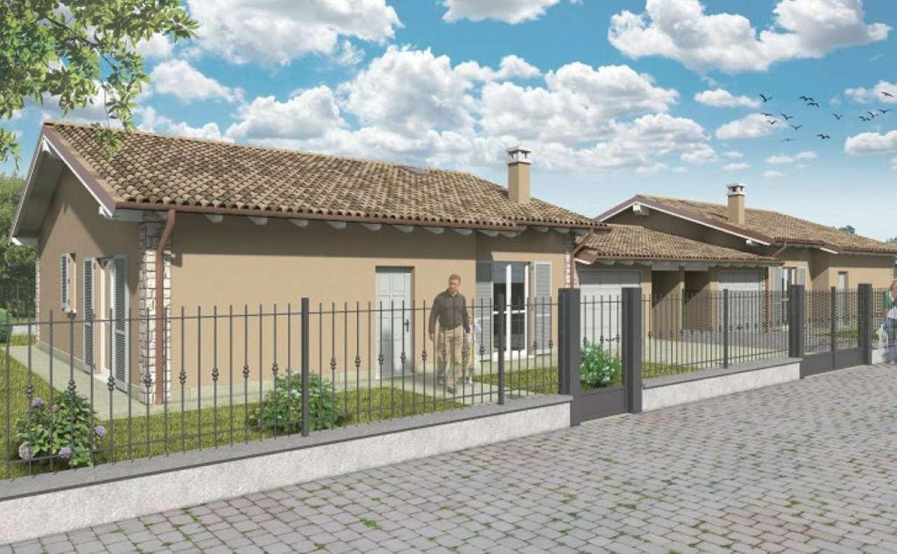 Villa Tri-Quadrifamiliare in vendita a Bereguardo, 3 locali, prezzo € 220.000 | Cambio Casa.it