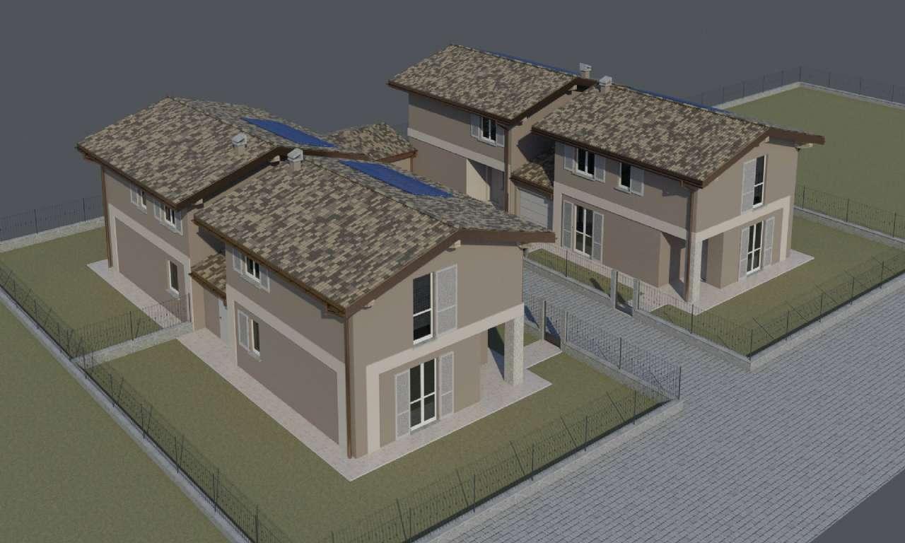 Villa in vendita a Sant'Alessio con Vialone, 4 locali, prezzo € 210.000 | Cambio Casa.it