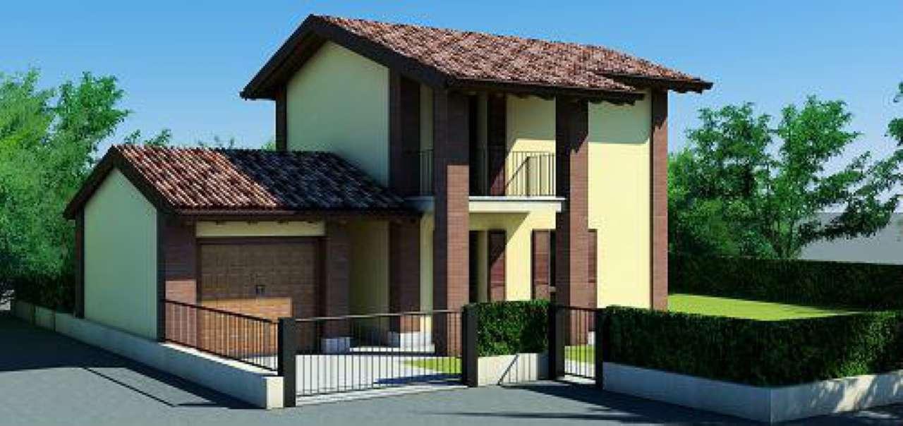 Villa in vendita a Trivolzio, 4 locali, prezzo € 265.000 | Cambio Casa.it