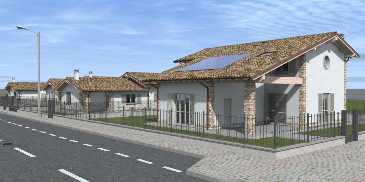 Villa in vendita a Bereguardo, 4 locali, prezzo € 255.000 | Cambio Casa.it