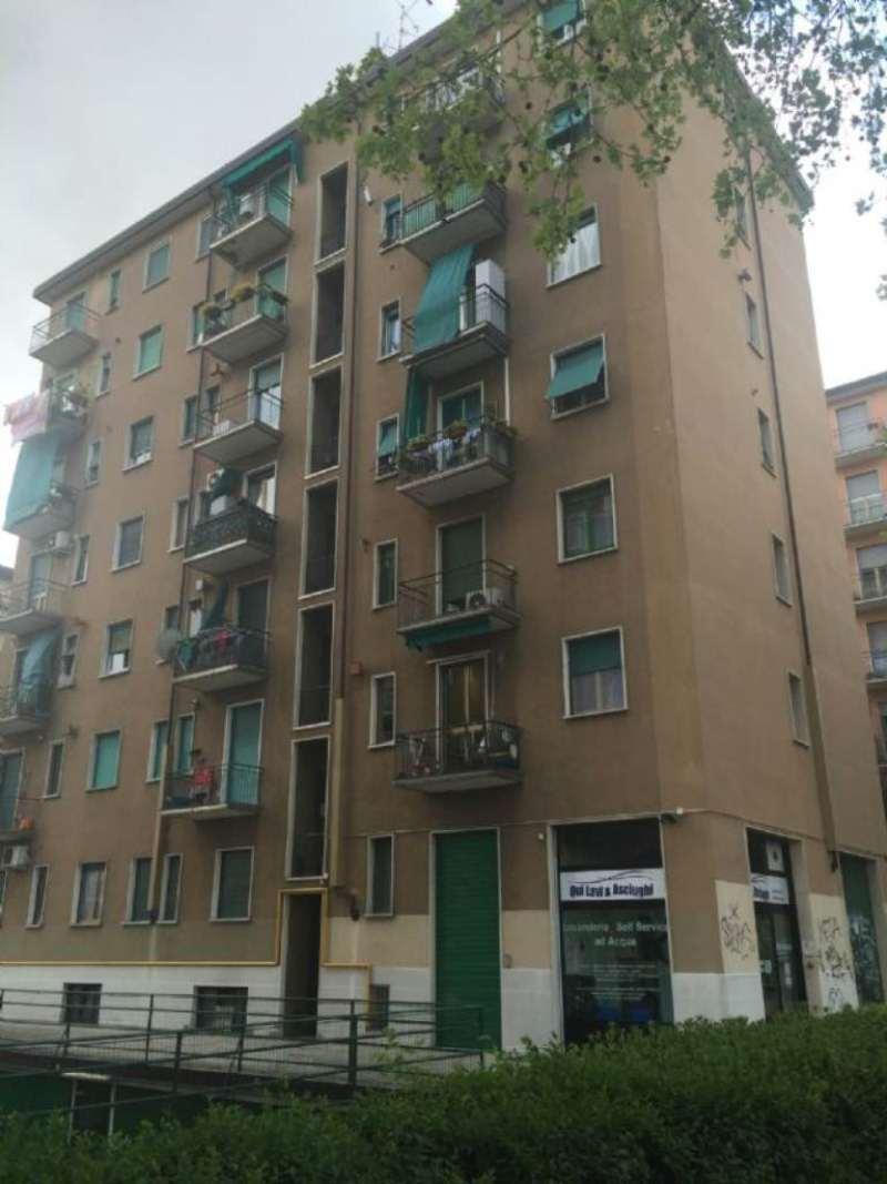 Bilocale Milano Via Palmanova 1