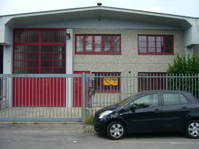 Capannone in affitto a Pieve Emanuele, 1 locali, prezzo € 1.250 | Cambio Casa.it