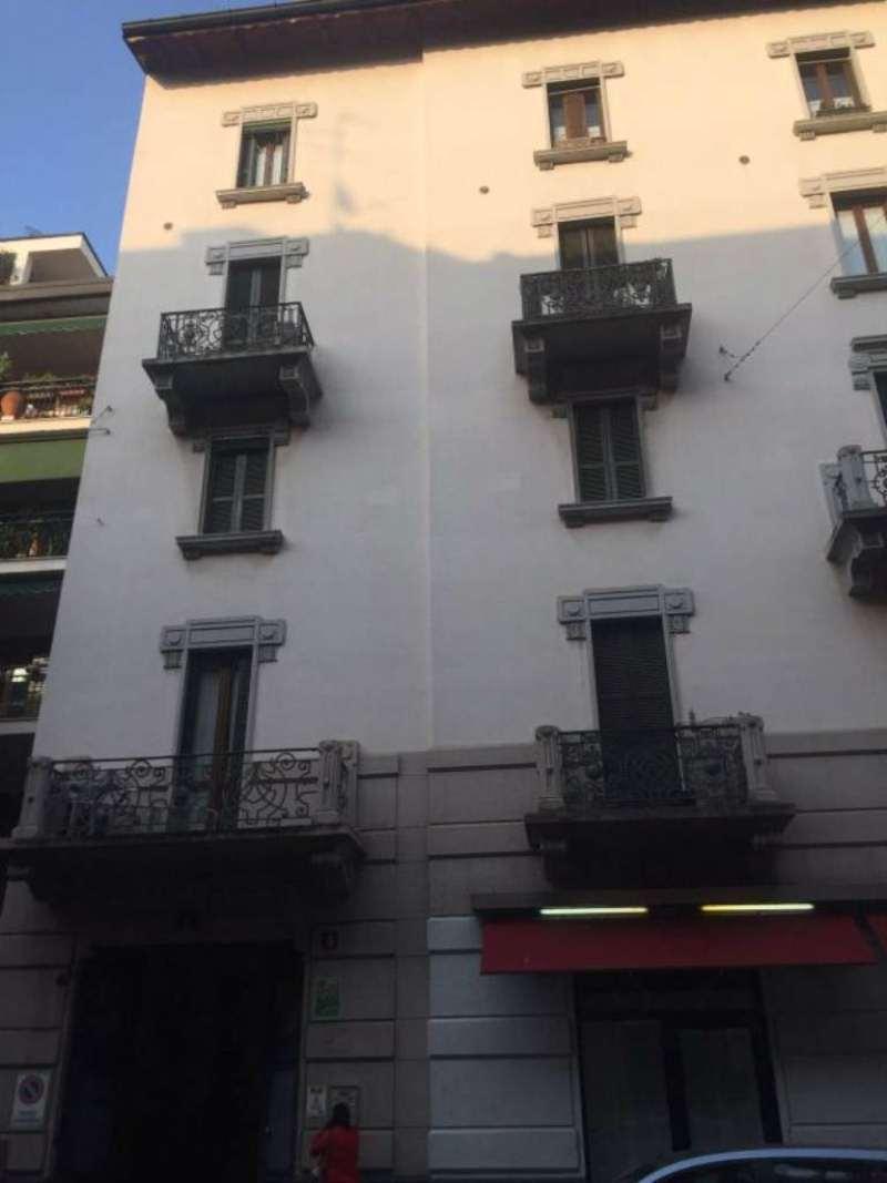 Bilocale Milano Via Chavez 2