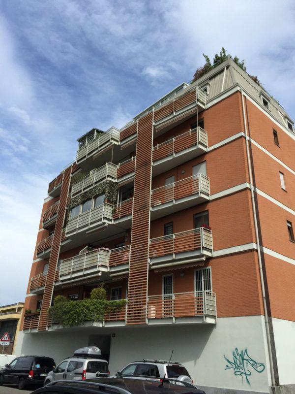 Bilocale Milano Via Imperia 1