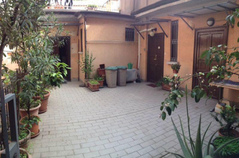 Bilocale Milano Via Giacomo Watt 3
