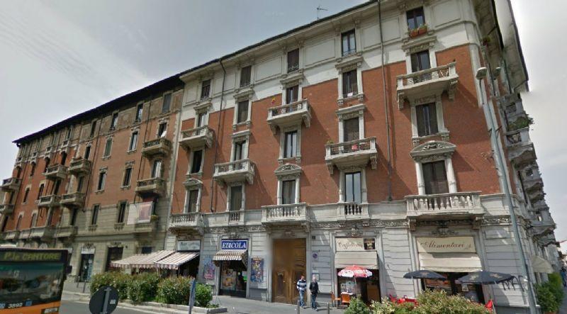 Bilocale Milano Via Giacomo Watt 1
