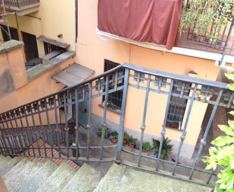 Bilocale Milano Via Giacomo Watt 2