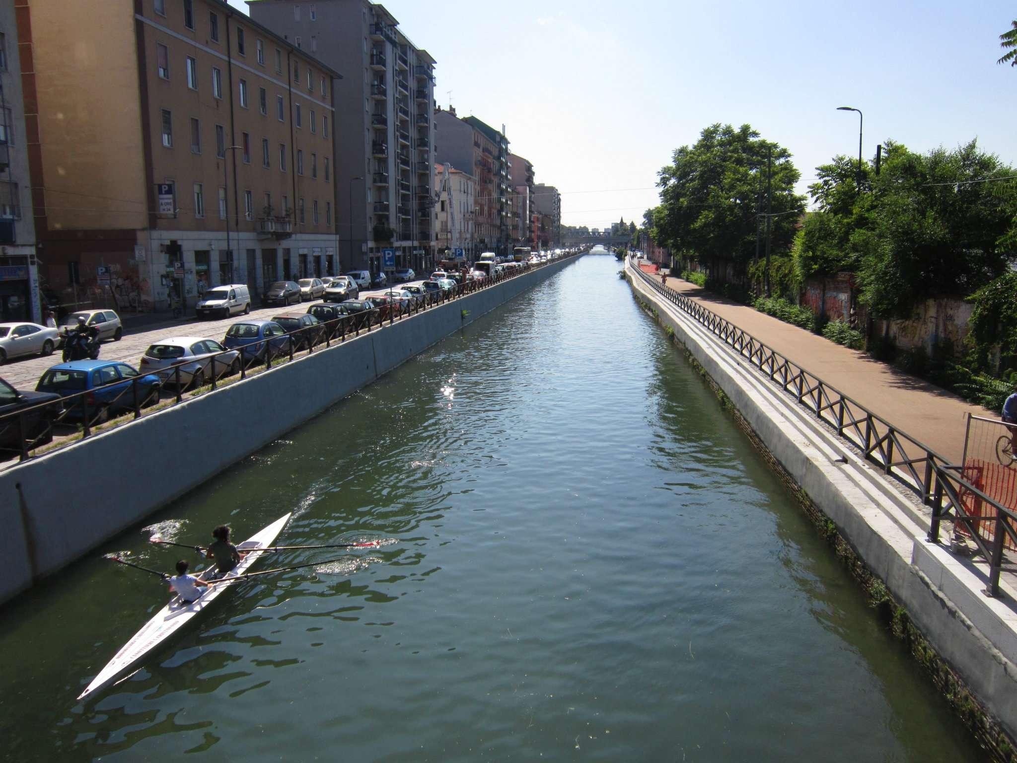 Bilocale Milano Ripa Di Porta Ticinese 11