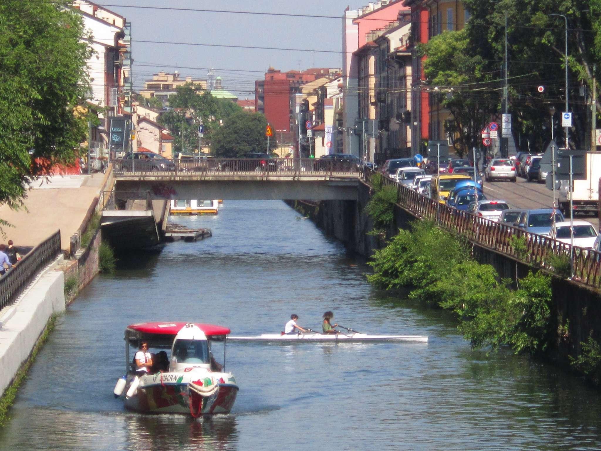 Bilocale Milano Ripa Ripa Di Porta Ticinese 6