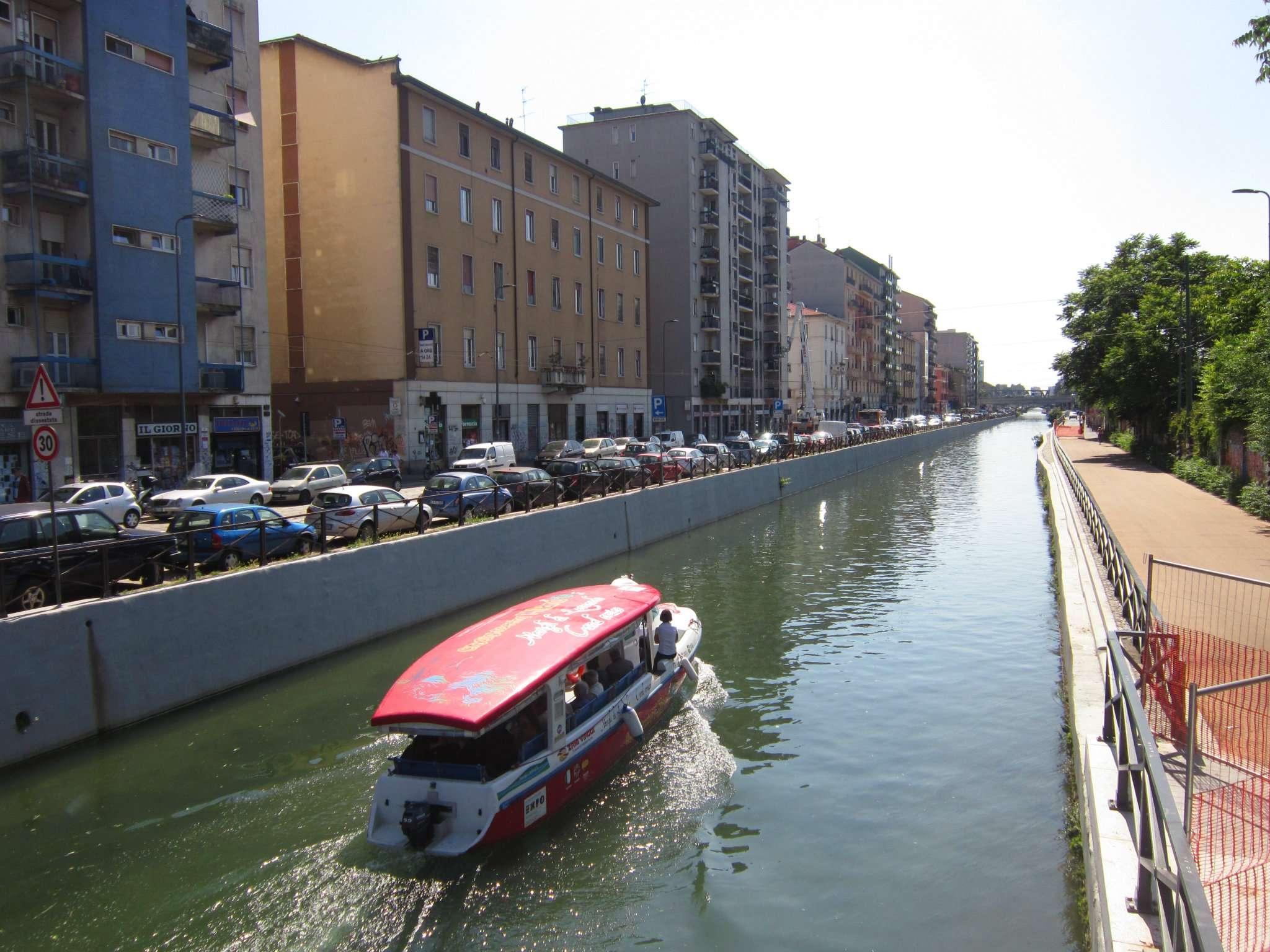 Bilocale Milano Ripa Ripa Di Porta Ticinese 7