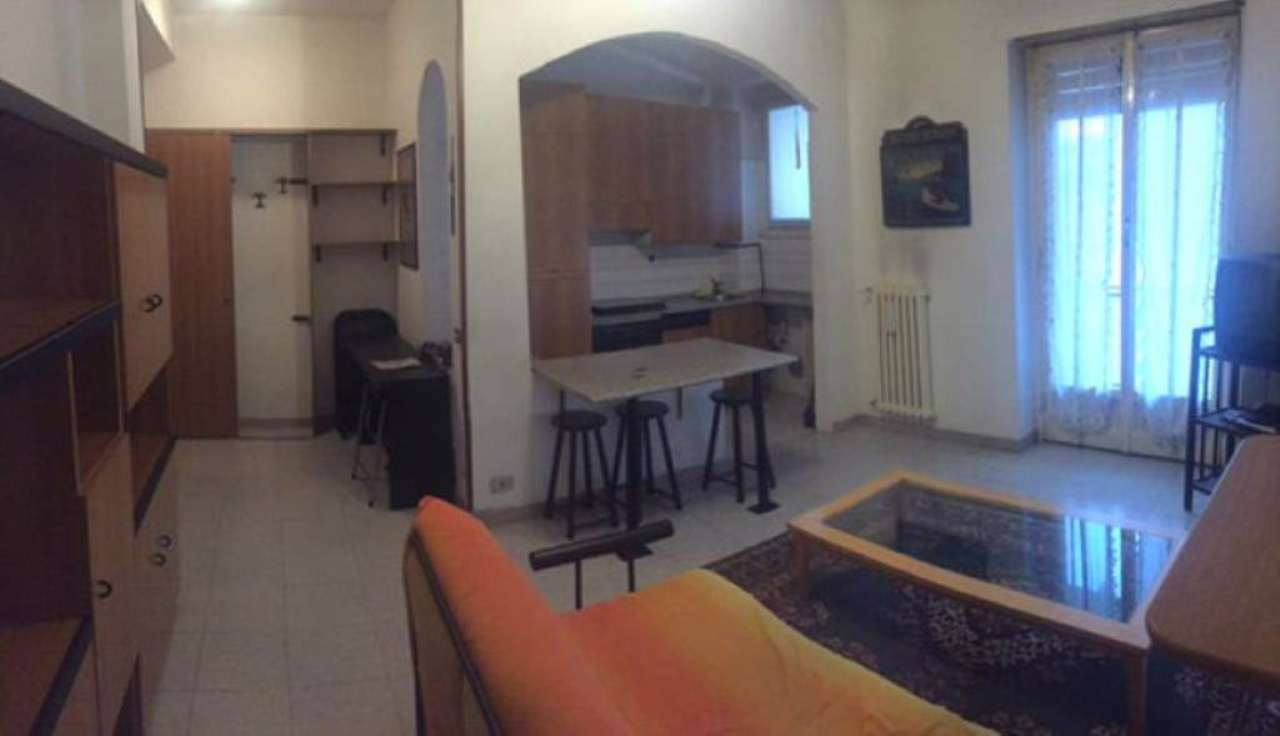 Bilocale Milano Via Fulton 1