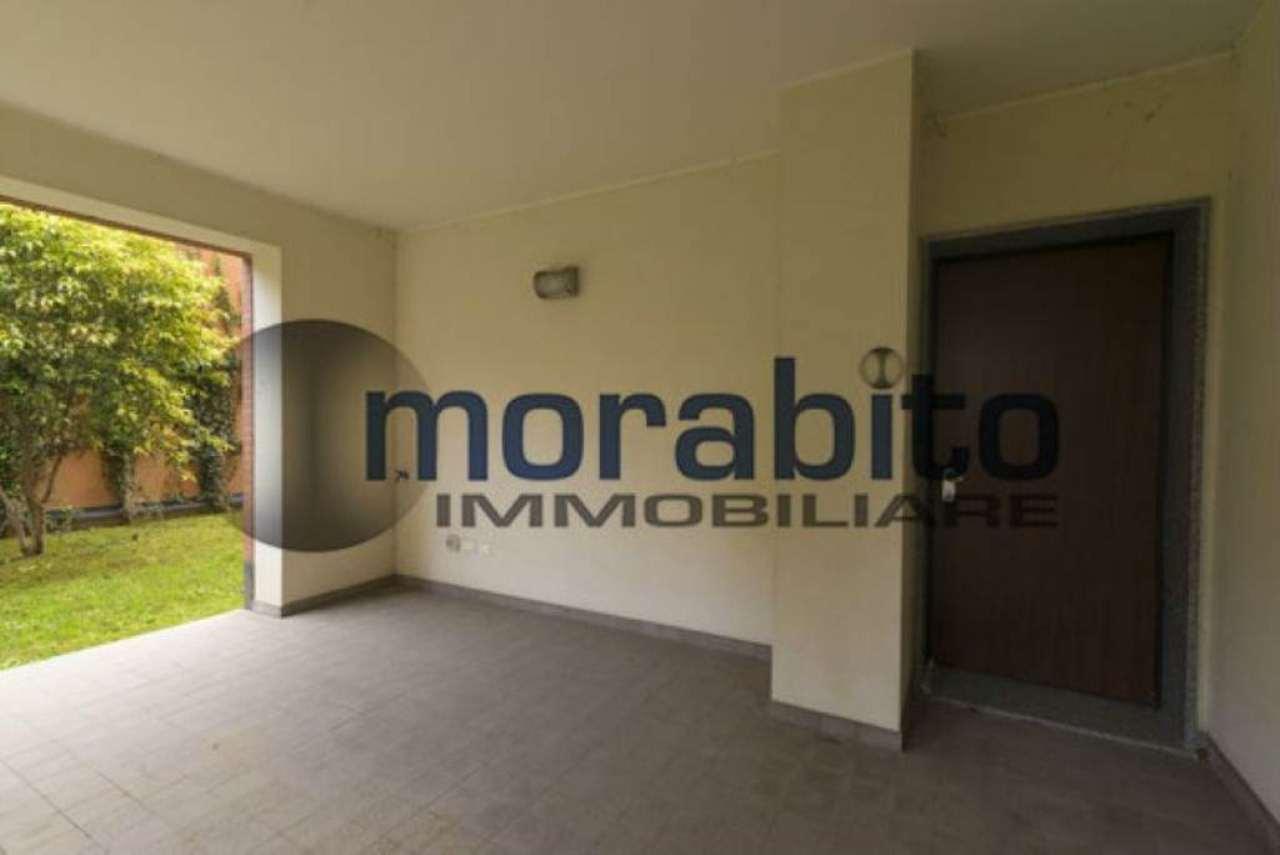 Bilocale Milano Via Barnaba Oriani 13