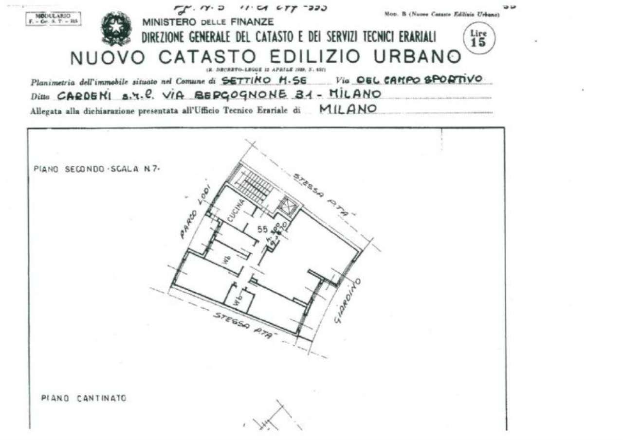 Settimo Milanese Vendita APPARTAMENTO Immagine 1