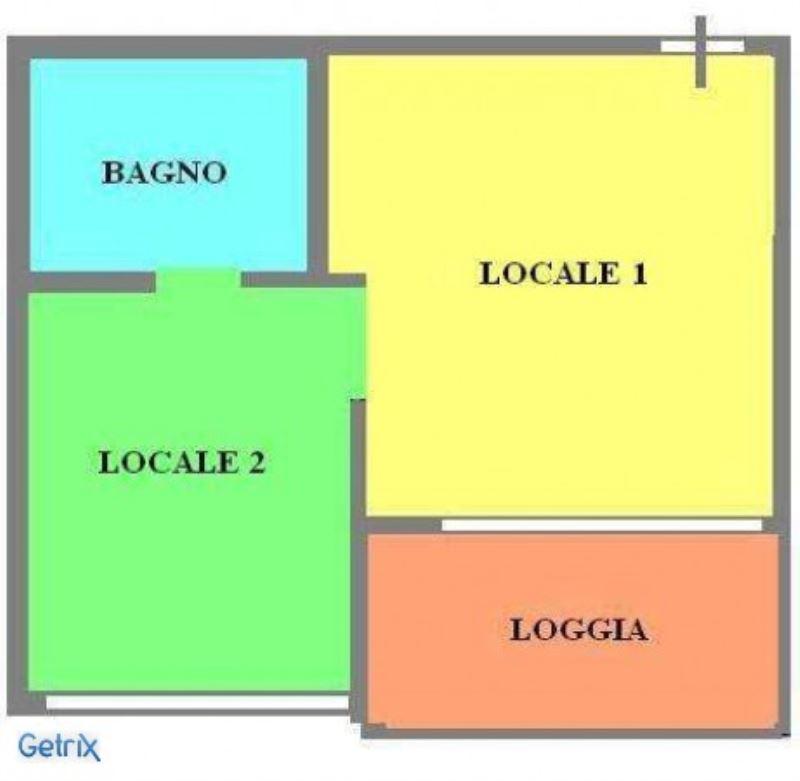 Vendita  bilocale Milano Via Muzio Attendolo Detto Sforza 1 839563
