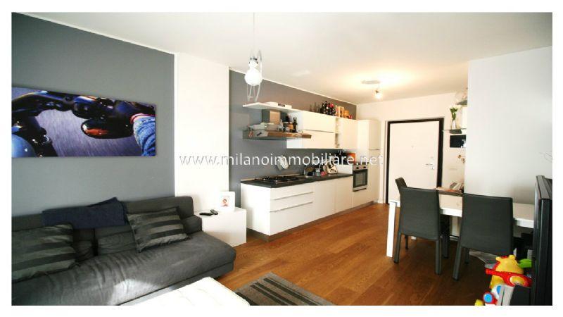 Bilocale Milano Via Marrusig 3