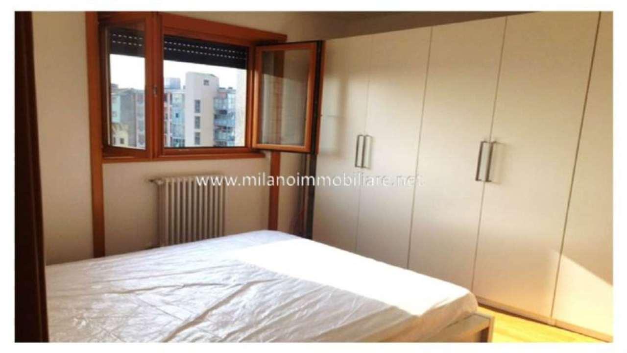 Bilocale Milano Via Monte Generoso 10