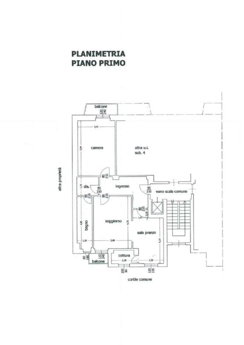 Affitto  bilocale Milano Largo Domodossola 1 1013594