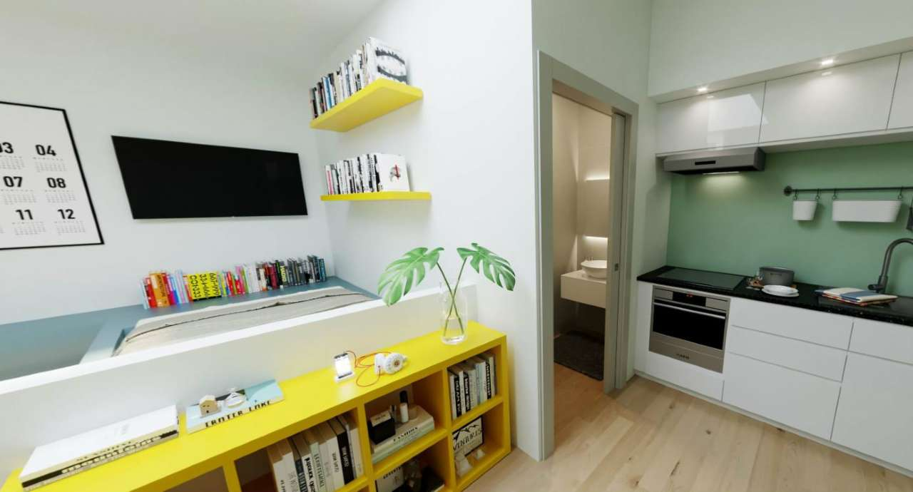 Loft/OpenSpace in vendita Zona Cenisia, San Paolo - via villarfocchiardo Torino