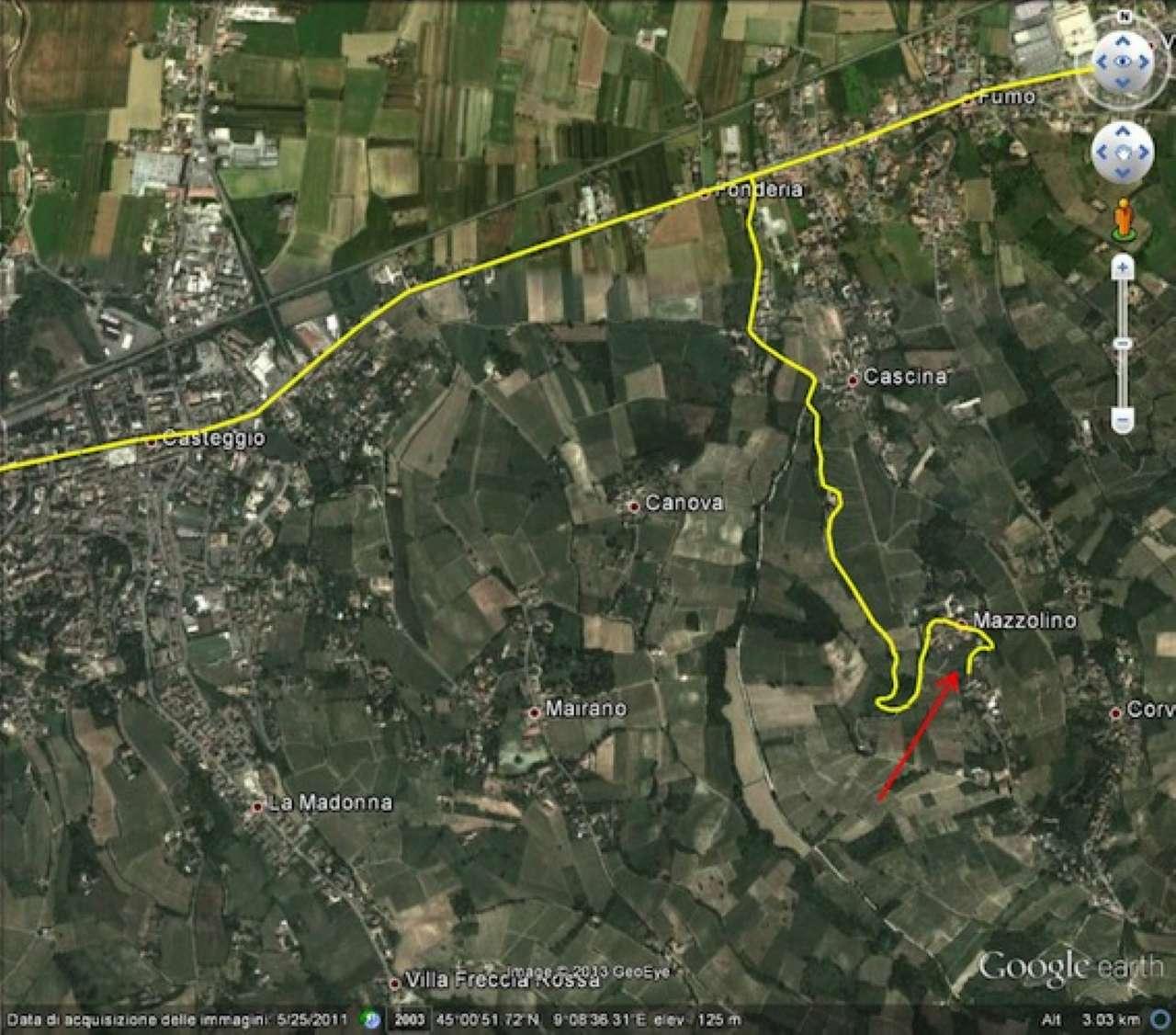Terreno Edificabile Residenziale in vendita a Corvino San Quirico, 9999 locali, prezzo € 160.000 | Cambio Casa.it