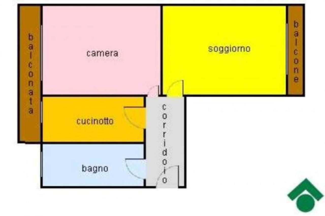 Vendita  bilocale Milano Viale Puglie 1 911310