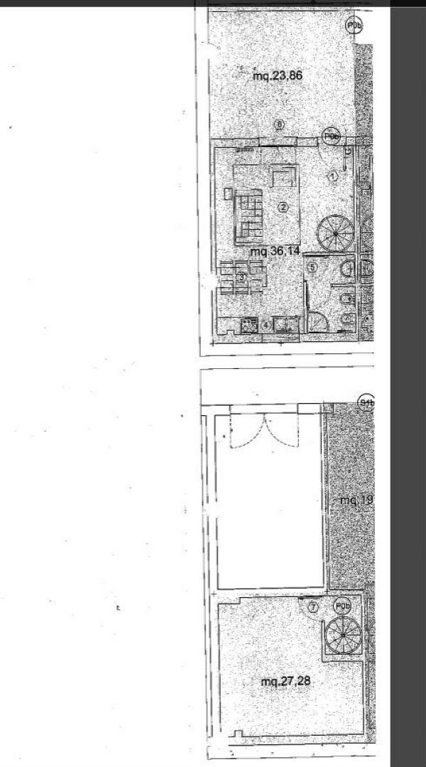 Vendita  bilocale Milano Via Monte Cimone 1 1005965