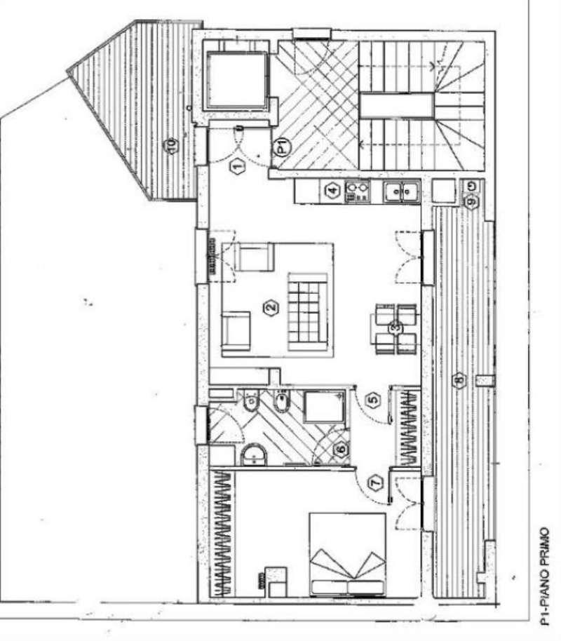 Vendita  bilocale Milano Via Monte Cimone 1 1008481