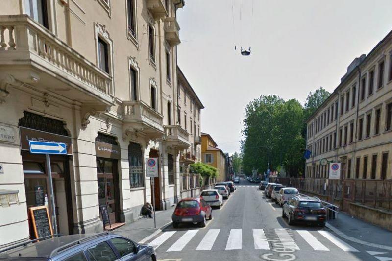 Bilocale Milano Via Gentilino 11