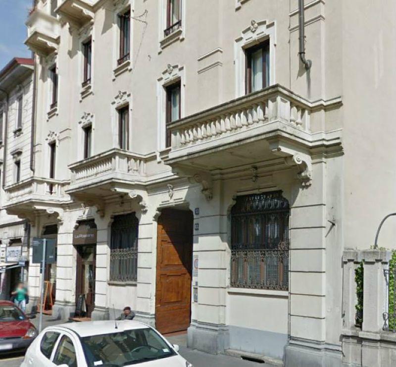 Bilocale Milano Via Gentilino 12