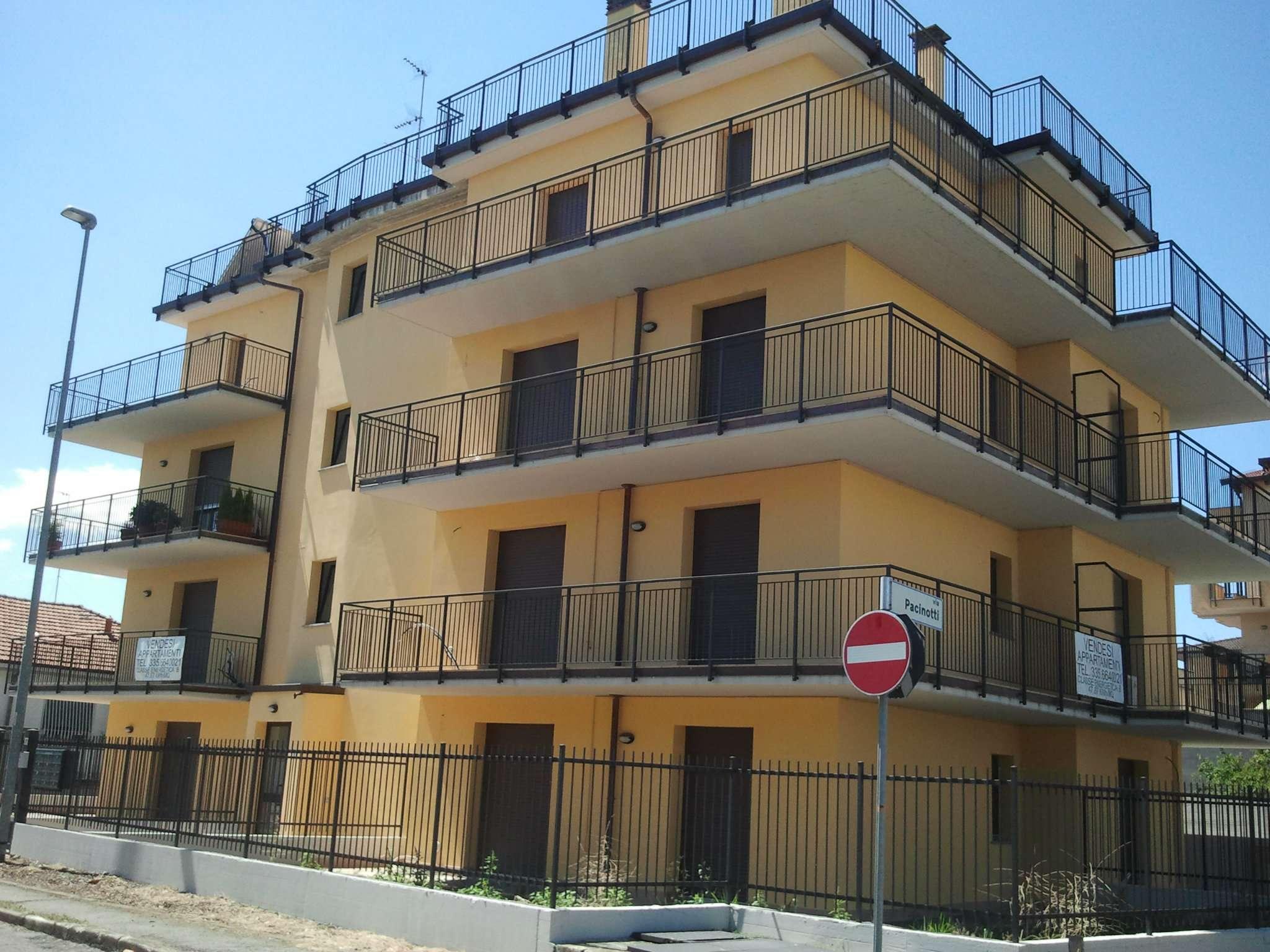 Bilocale Abbiategrasso Via Mereghetti 13
