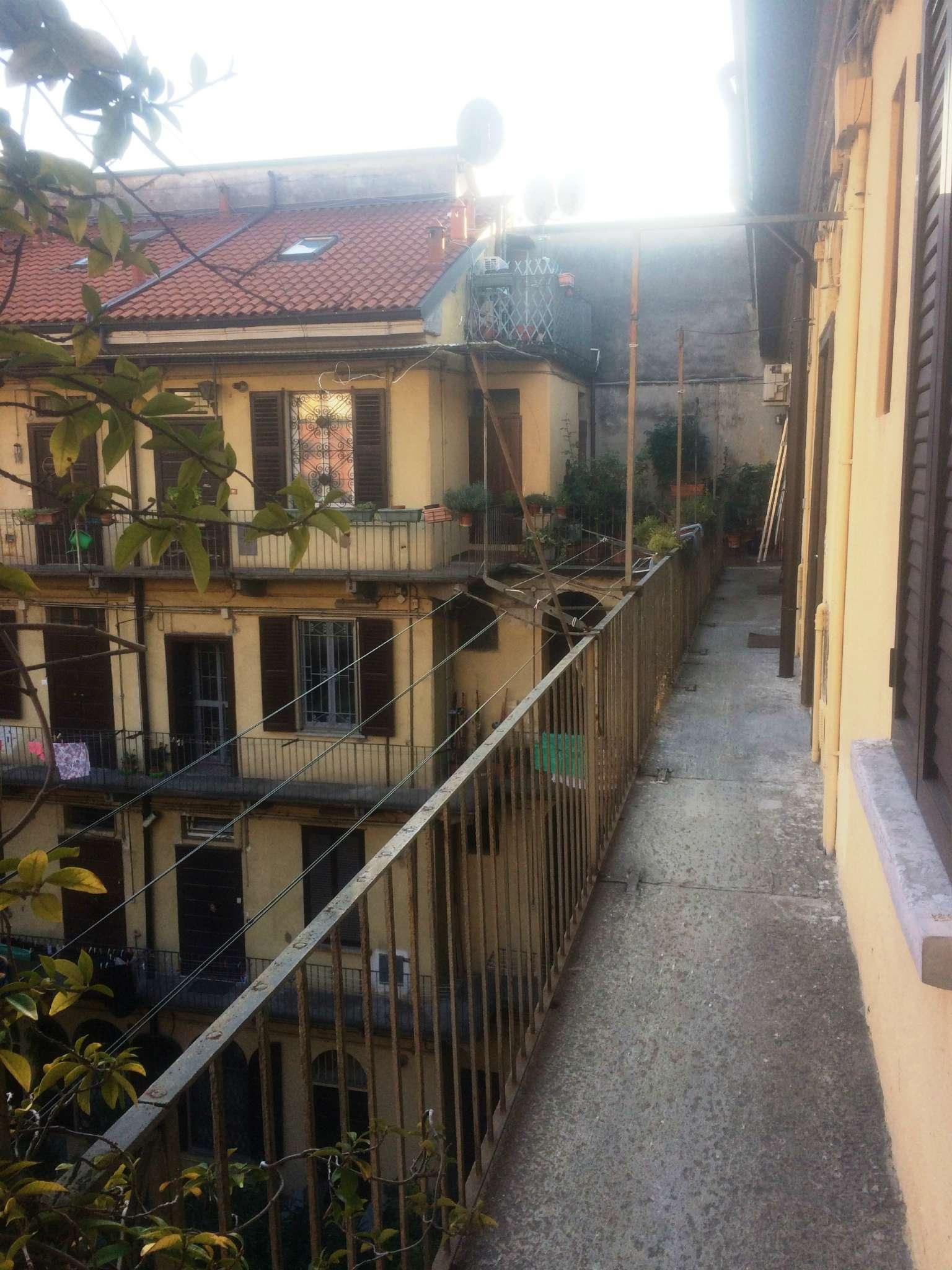 Bilocale Milano Via Evangelista Torricelli 7