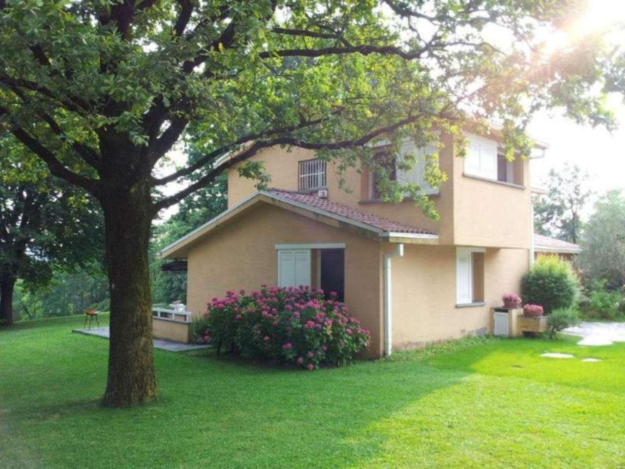 Soluzione Semindipendente in affitto a Almenno San Bartolomeo, 5 locali, prezzo € 1.000 | Cambio Casa.it
