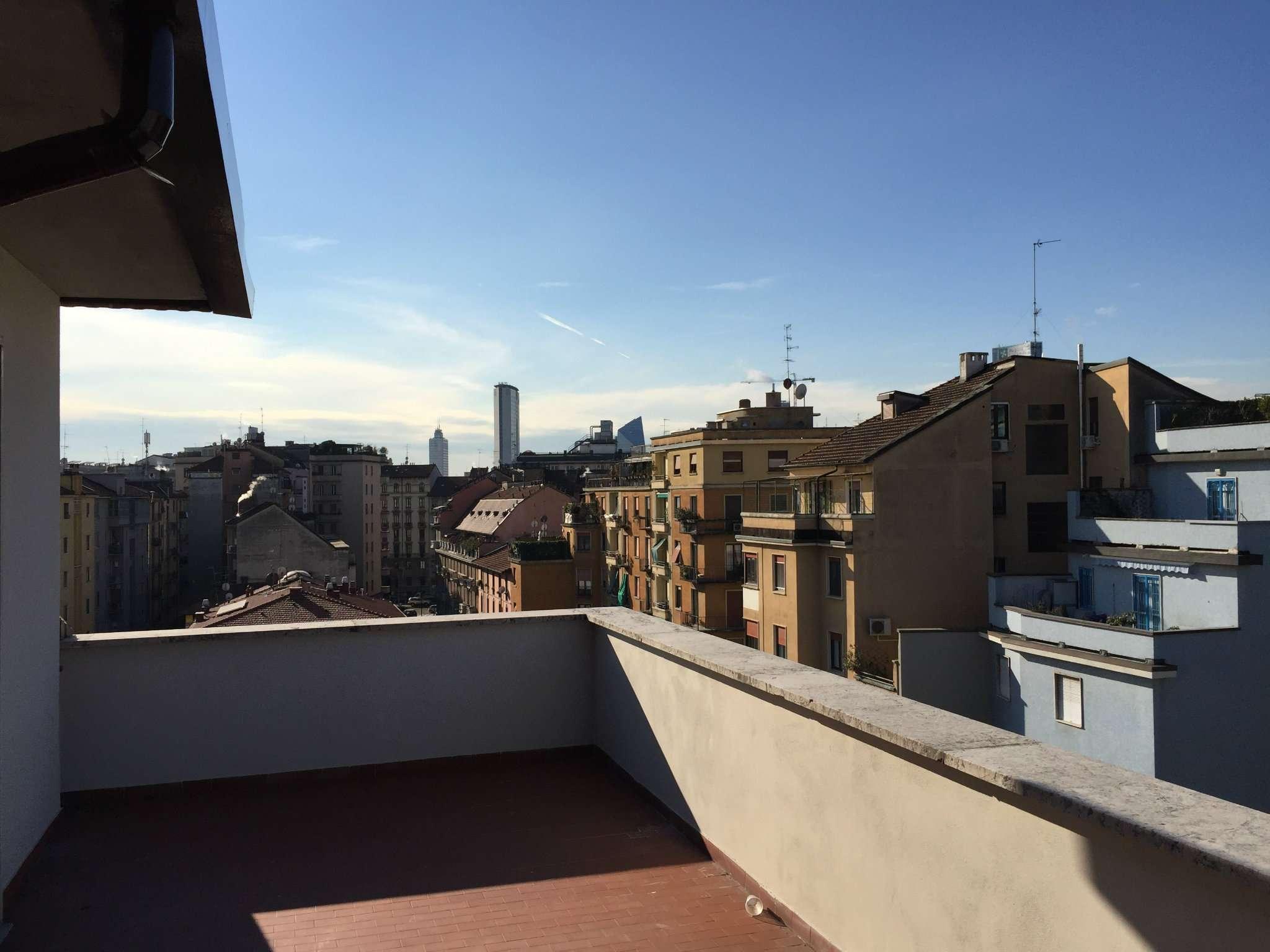 Awesome Attico Terrazzo Milano Gallery - Idee Arredamento Casa ...