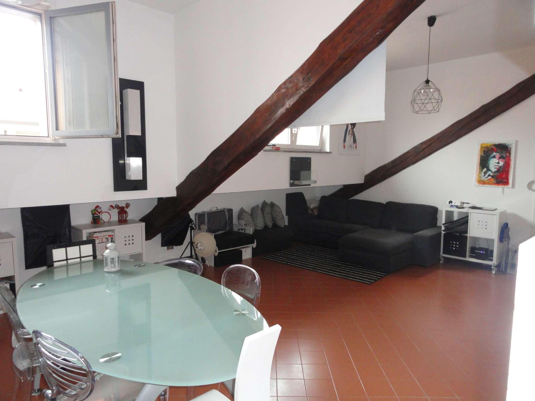 Mansarda in Affitto a Milano 03 Venezia / Piave / Buenos Aires: 2 locali, 70 mq