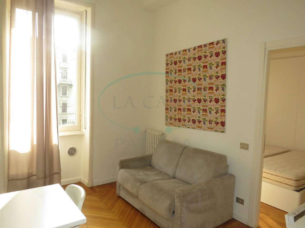 Appartamento in Affitto a Milano 03 Venezia / Piave / Buenos Aires: 2 locali, 45 mq