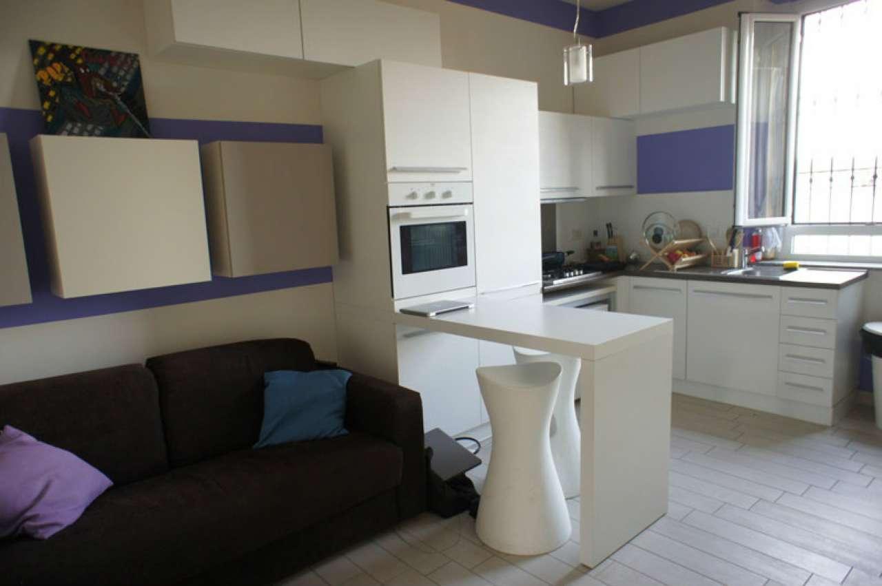 Appartamento in affitto a Milano, 2 locali, zona Zona: 10 . P.ta Genova, Romolo, Solari, Savona, Tortona, prezzo € 900   Cambio Casa.it