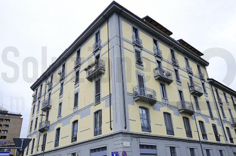 Bilocale Milano Via Sannio 1