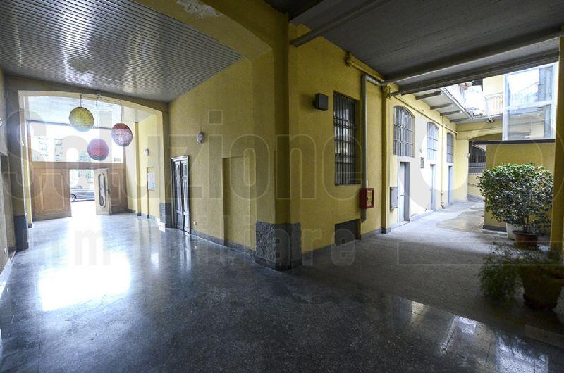 Bilocale Milano Via Sannio 3
