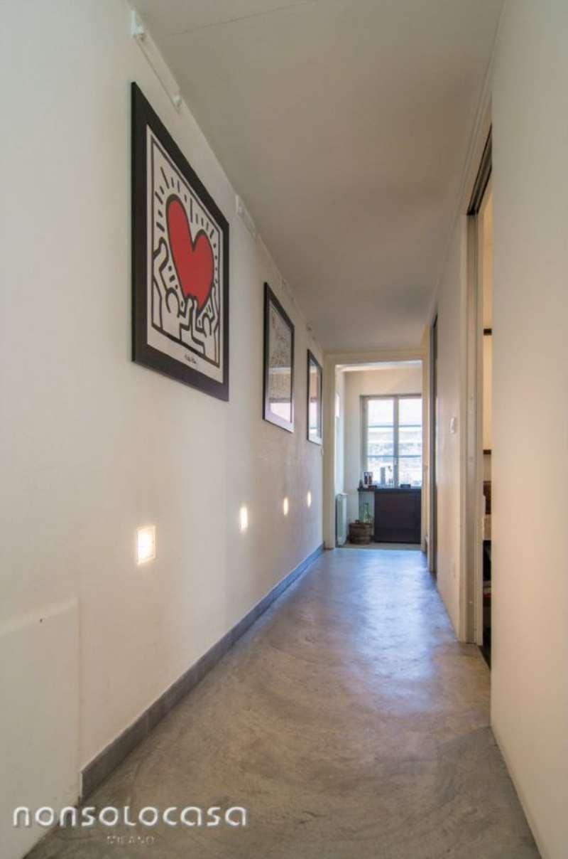 Bilocale Milano Via Heine 10