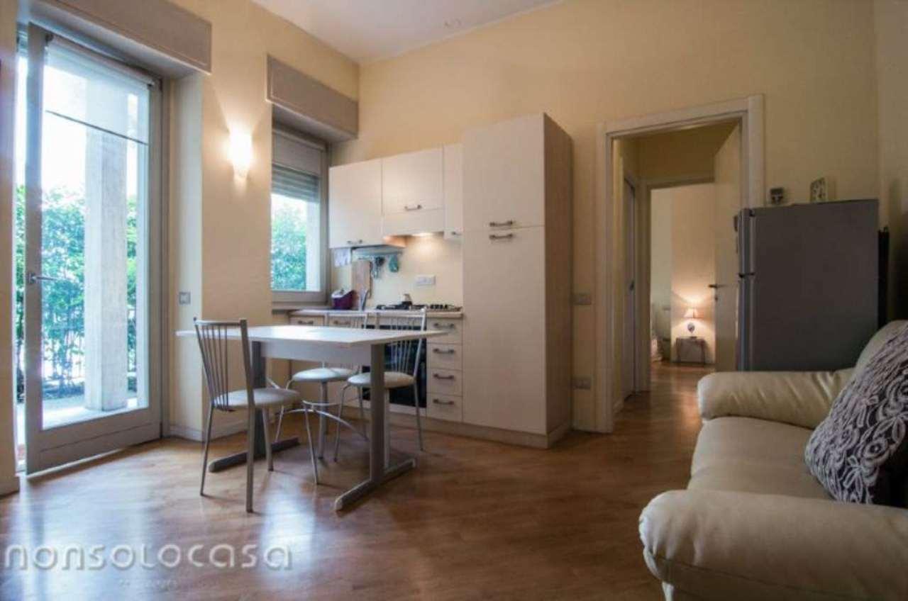 Bilocale Milano Via Antonio Baldissera 7