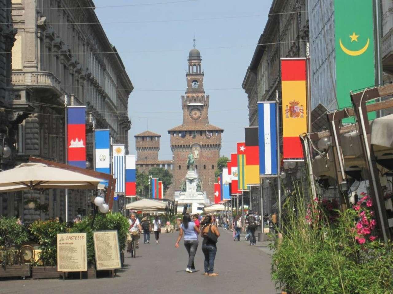 Ufficio-studio in Affitto a Milano 01 Centro storico (Cerchia dei Navigli): 1700 mq