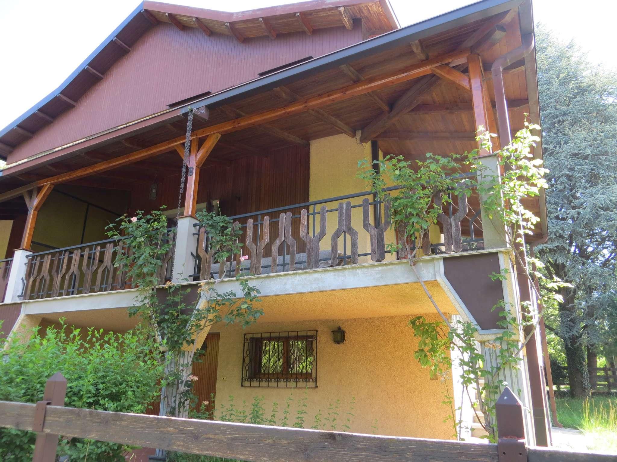 Villa in Vendita a Castione Della Presolana Periferia: 5 locali, 250 mq