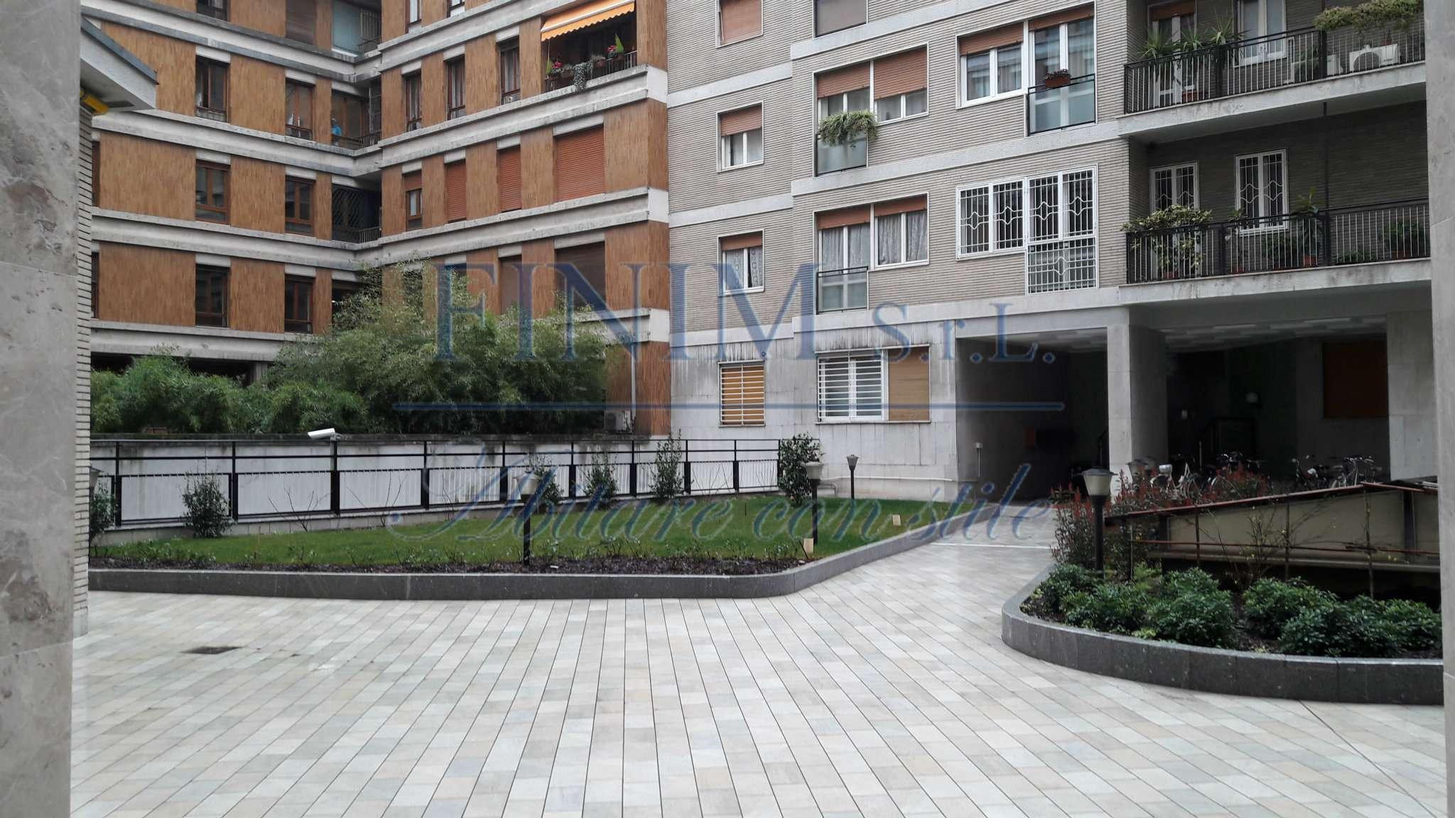 Appartamento in Vendita a Milano 17 Marghera / Wagner / Fiera: 3 locali, 90 mq