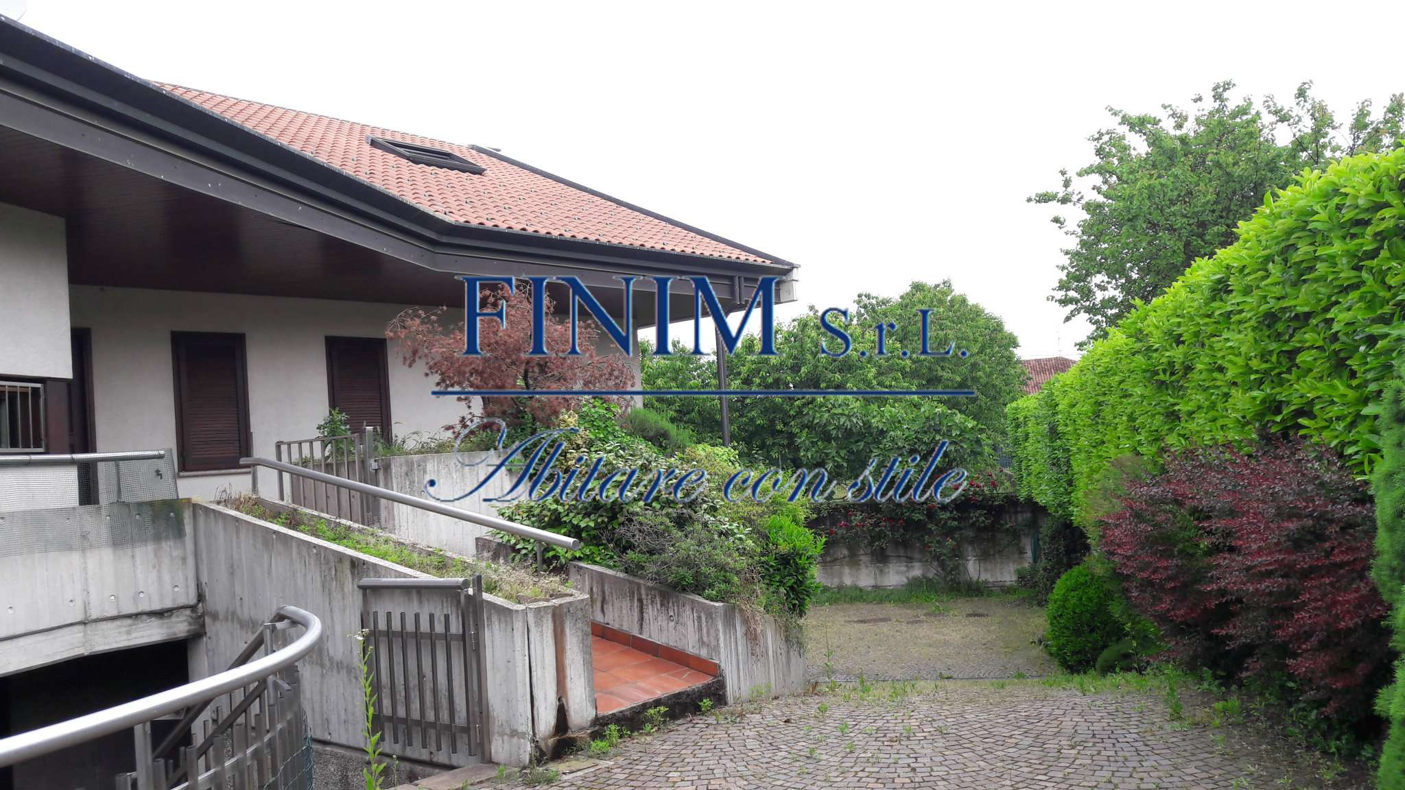 Villa in Vendita a Buscate Periferia:  5 locali, 500 mq  - Foto 1
