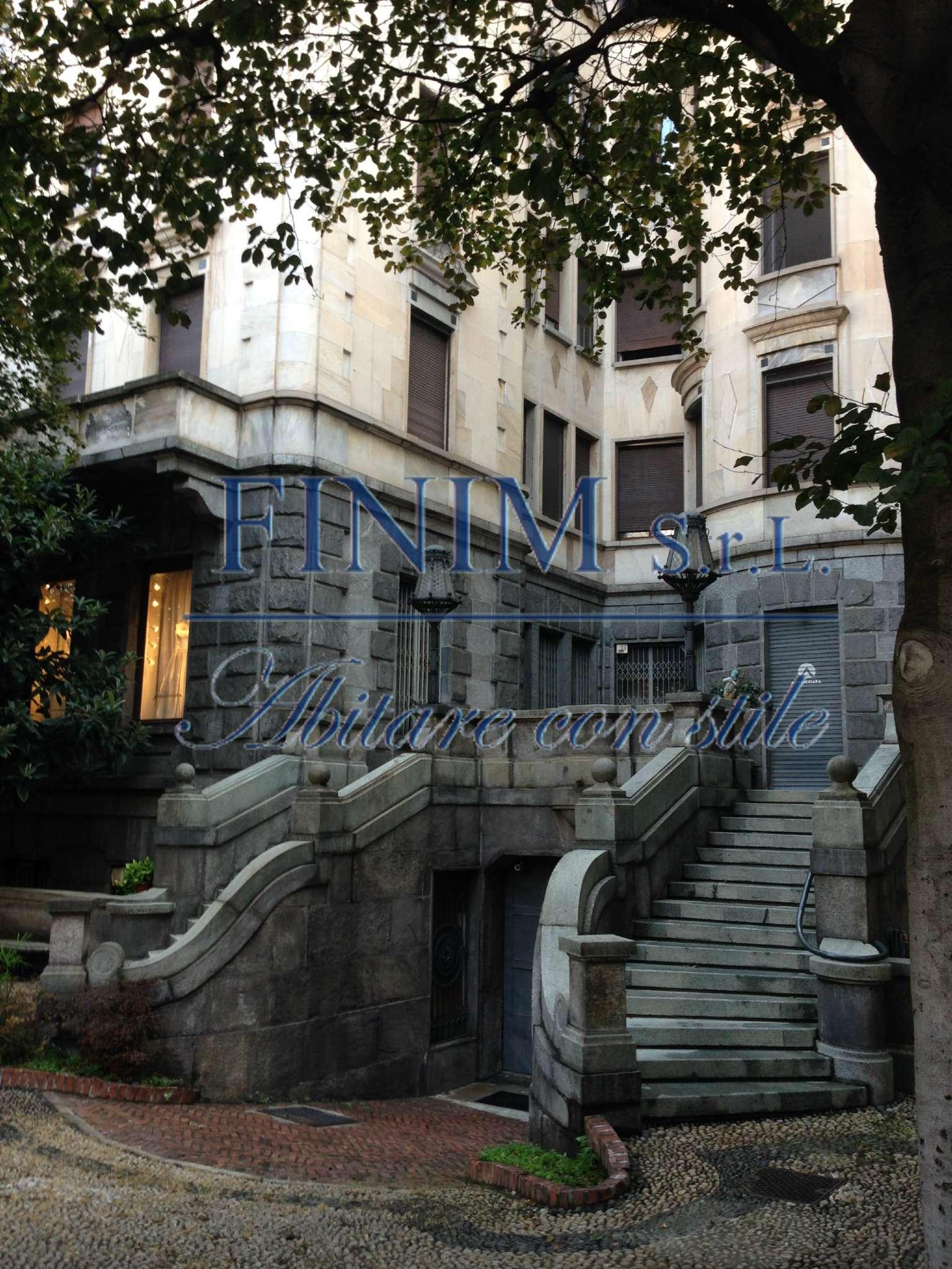 Ufficio-studio in Affitto a Milano 03 Venezia / Piave / Buenos Aires: 4 locali, 150 mq