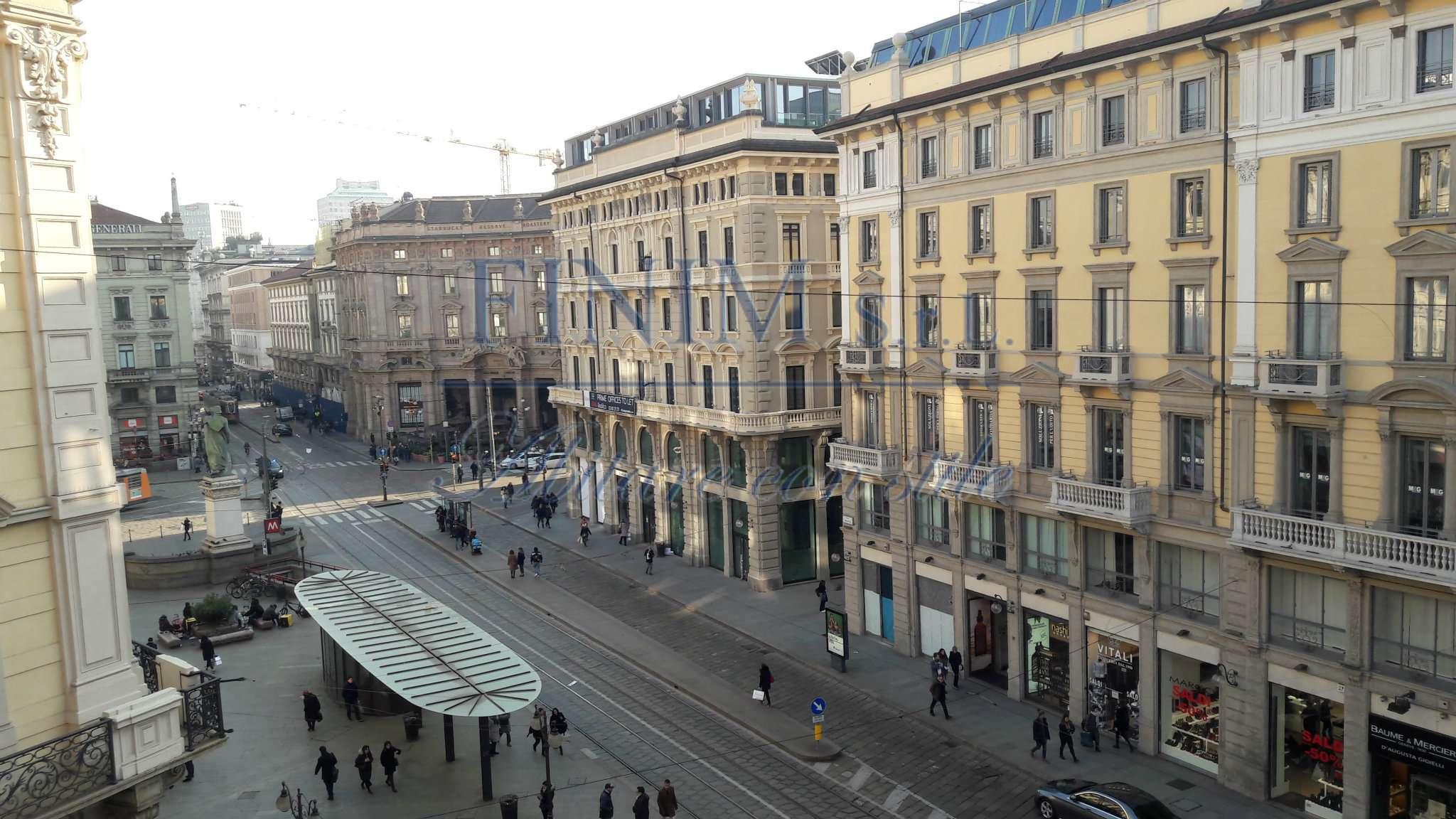 Ufficio-studio in Affitto a Milano 01 Centro storico (Cerchia dei Navigli):  4 locali, 120 mq  - Foto 1