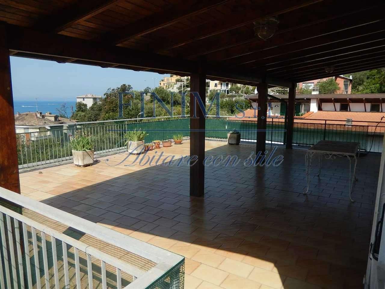 Appartamento in Vendita a Lavagna: 4 locali, 160 mq