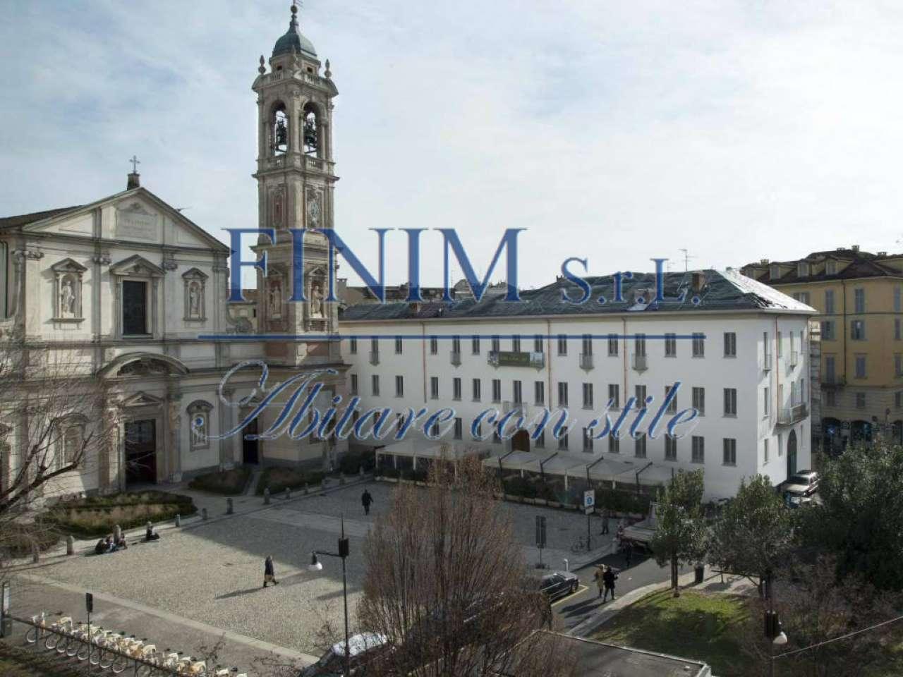 Ufficio-studio in Affitto a Milano 01 Centro storico (Cerchia dei Navigli): 4 locali, 130 mq