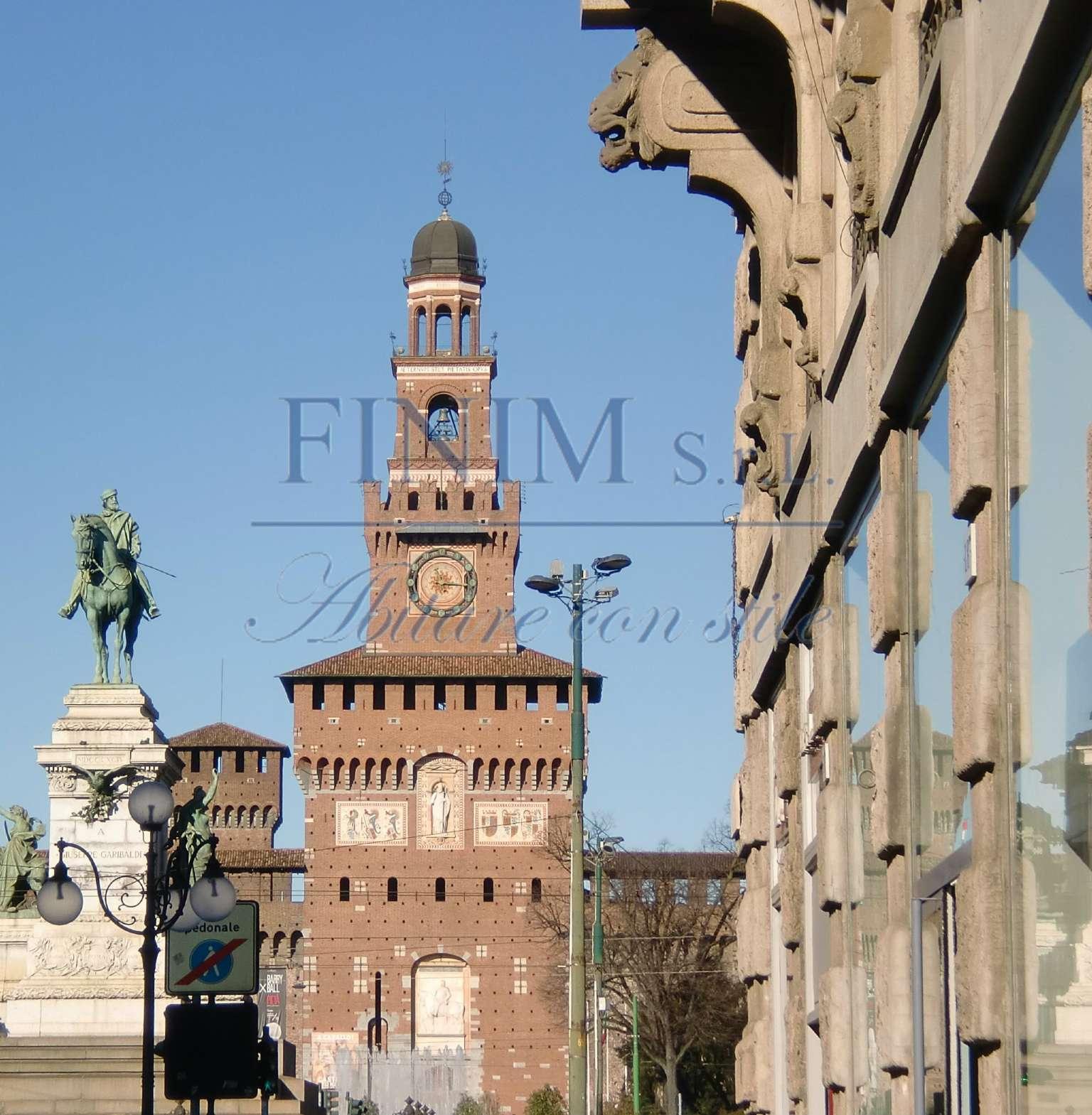 Ufficio-studio in Affitto a Milano 01 Centro storico (Cerchia dei Navigli): 5 locali, 1100 mq